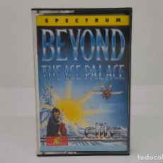 Videojuegos y Consolas: BEYOND THE ICE PALACE, SPECTRUM, MOM SOFTWARE. Lote 268134734