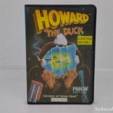 Videojuegos y Consolas: HOWARD THE DUCK, SPECTRUM, PROEIN SOFT LINE. Lote 268139139