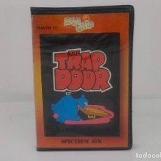 Videojuegos y Consolas: THE TRAP DOOR, SPECTRUM, ZAFI CHIP. Lote 268143209