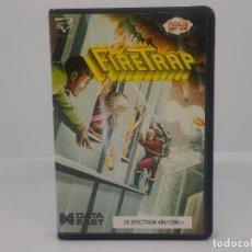 Videojuegos y Consolas: FIRETRAP, SPECTRUM, DATA EAST. Lote 268143679
