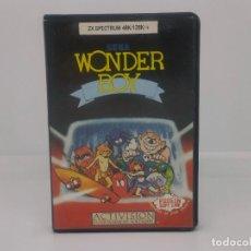 Videojuegos y Consolas: WONDER BOY, SPECTRUM, ACTIVISION. Lote 268143994