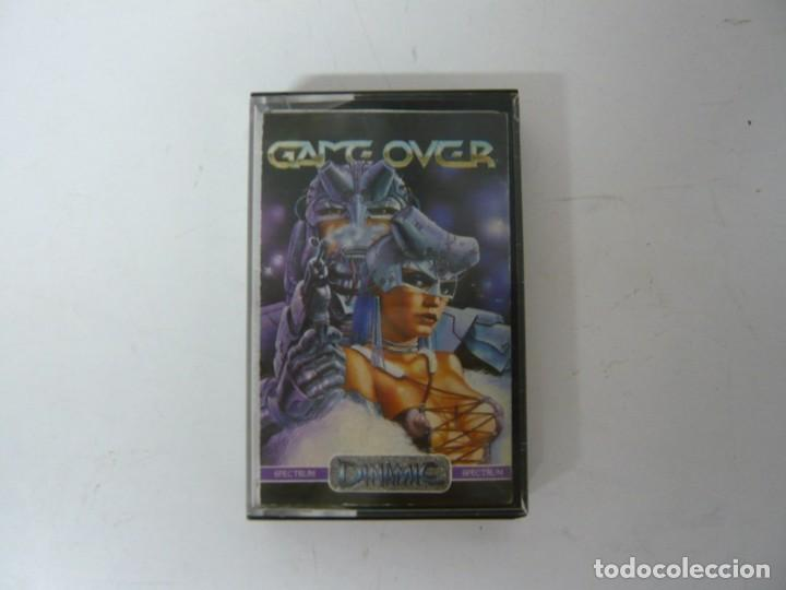 GAME OVER / SPECTRUM / SINCLAIR ZX SPECTRUM / RETRO VINTAGE / CASSETTE (Juguetes - Videojuegos y Consolas - Spectrum)