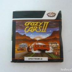 Videojuegos y Consolas: CRAZY CARS 2 / SPECTRUM / SINCLAIR ZX SPECTRUM / RETRO VINTAGE / DISCO. Lote 268744089