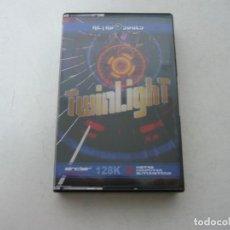 Videojuegos y Consolas: TWIN LIGHTS - RETRO-SOULS / SPECTRUM / SINCLAIR ZX SPECTRUM / RETRO VINTAGE / CASSETTE. Lote 268746439