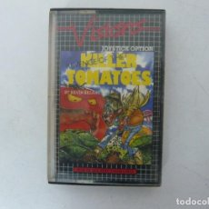 Videojuegos y Consolas: REVENGE OF THE KILLER TOMATOES / SPECTRUM / SINCLAIR ZX SPECTRUM / RETRO VINTAGE / CASSETTE. Lote 268746884