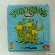 Videojuegos y Consolas: TORTUGAS NINJA / SPECTRUM / SINCLAIR ZX SPECTRUM / RETRO VINTAGE / CASSETTE. Lote 269104303