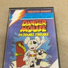 Videojuegos y Consolas: CINTA DE SPECTRUM 48K DANGER MOUSE 1983. Lote 269121233