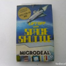 Videojuegos y Consolas: SPACE SHUTTLE / SINCLAIR ZX SPECTRUM / RETRO VINTAGE / CASSETTE. Lote 269121643