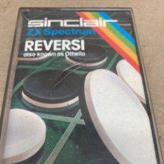 Videojuegos y Consolas: CITA ZX SPECTRUM SINCLAIR REVERSI 1983. Lote 269121778