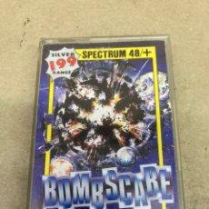 Videojuegos y Consolas: CINTA SPECTRUM 48K BOMBSCARE 1983. Lote 269127903