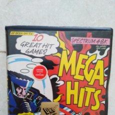 Videojuegos y Consolas: JUEGO 10 GREAT HIT GAMES, SPECTRUM 48K MEGA HITS. Lote 269279338