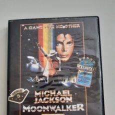 Videojuegos y Consolas: JUEGO SPECTRUM MICHAEL JACKSON MOONWALKER AÑO 1989 ERBE. Lote 269386223