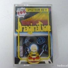 Videojuegos y Consolas: IMAGINANTION / SINCLAIR ZX SPECTRUM / RETRO VINTAGE / CASSETTE. Lote 269699963