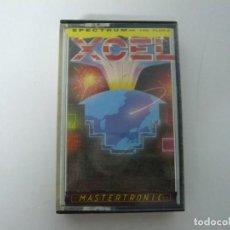 Videojuegos y Consolas: XCEL / SINCLAIR ZX SPECTRUM / RETRO VINTAGE / CASSETTE. Lote 269700128