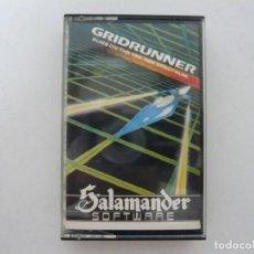 Videojuegos y Consolas: GRID RUNNER / SINCLAIR ZX SPECTRUM / RETRO VINTAGE / CASSETTE. Lote 269701963