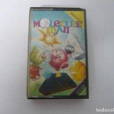 Videojuegos y Consolas: MOLECULE MAN / SINCLAIR ZX SPECTRUM / RETRO VINTAGE / CASSETTE. Lote 269703398