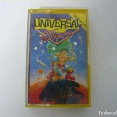 Videojuegos y Consolas: UNIVERSAL HERO / SINCLAIR ZX SPECTRUM / RETRO VINTAGE / CASSETTE. Lote 269704028