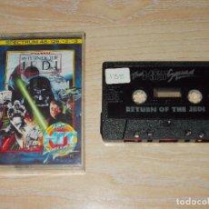 Videojuegos y Consolas: JUEGO SPECTRUM. RETURN OF THE JEDI ( EL RETORNO DEL JEDI) THE HIT SQUAD / DOMARK.. Lote 269851068