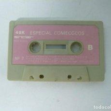 Videojuegos y Consolas: ESPECIAL COMECOCOS / SOLO CINTA / SINCLAIR ZX SPECTRUM / RETRO VINTAGE / CASSETTE. Lote 269851193