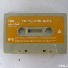 Videojuegos y Consolas: ESPECIAL MARCIANITOS / SOLO CINTA / SINCLAIR ZX SPECTRUM / RETRO VINTAGE / CASSETTE. Lote 269851213