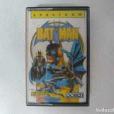 Videojuegos y Consolas: BATMAN / SINCLAIR ZX SPECTRUM / RETRO VINTAGE / CASSETTE. Lote 269998493