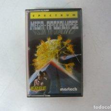 Videojuegos y Consolas: MEGA-APOCALYPSE / SINCLAIR ZX SPECTRUM / RETRO VINTAGE / CASSETTE. Lote 269998623