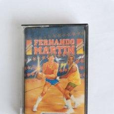 Videojuegos y Consolas: FERNANDO MARTÍN BASKET MASTER SPECTRUM DINAMIC 1986. Lote 275670463