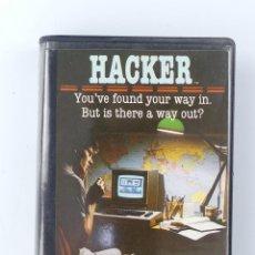 Videojuegos y Consolas: HACKER - JUEGO PARA SINCLAIR SPECTRUM 48K - ACTIVISIÓN.. Lote 275748983