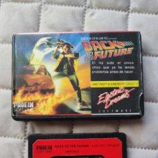 Videojuegos y Consolas: BACK TO THE FUTURE SPECTRUM 1985 VIDEOJUEGO. Lote 276010113