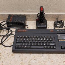 Videojuegos y Consolas: ORDENADOR SPECTRUM ZX+2. SINCLAIR 128K. FUNCIONA. JOYSTICK. Lote 276228108