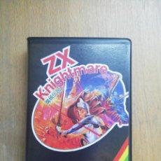 Videojuegos y Consolas: ZX KNIGHTMARE SPECTRUM. Lote 276702488