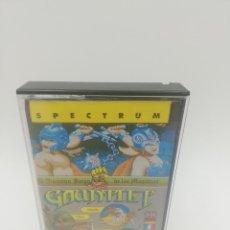 Videojuegos y Consolas: GAUNTLET SPECTRUM. Lote 277452043