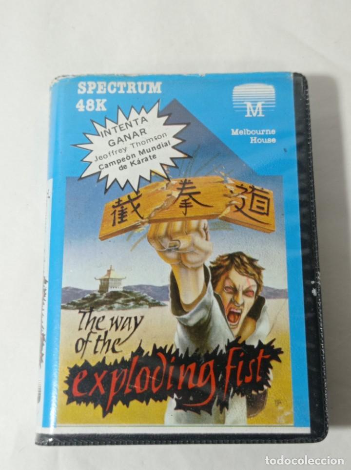 JUEGO ORDENADOR SPECTRUM ORIGINAL AÑOS 70/80 (Juguetes - Videojuegos y Consolas - Spectrum)