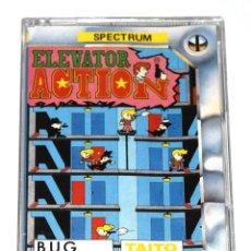 Videojuegos y Consolas: JUEGO ZX SPECTRUM ELEVATOR ACTION NUEVO. Lote 283060158