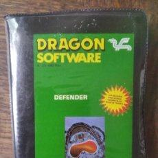 Videojuegos y Consolas: DEFENDER - SPECTRUM DRAGON SOFTWARE.. Lote 285088653
