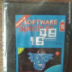 Videojuegos y Consolas: INVASION - SPECTRUM SOFTWARE.. Lote 285089238