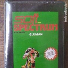 Videojuegos y Consolas: GLUMAN - SPECTRUM SOFTWARE.. Lote 285089388