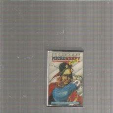 Videojuegos y Consolas: MICRO HOBBY CASSETTE NUM 7. Lote 288326308