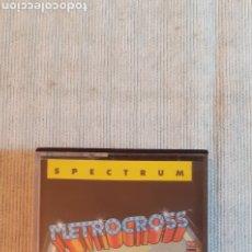 Videojuegos y Consolas: METROCROSS, 1987. Lote 288562808