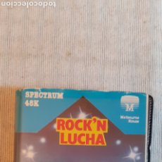 Videojuegos y Consolas: ROCK'N LUCHA, 1986. Lote 288563958