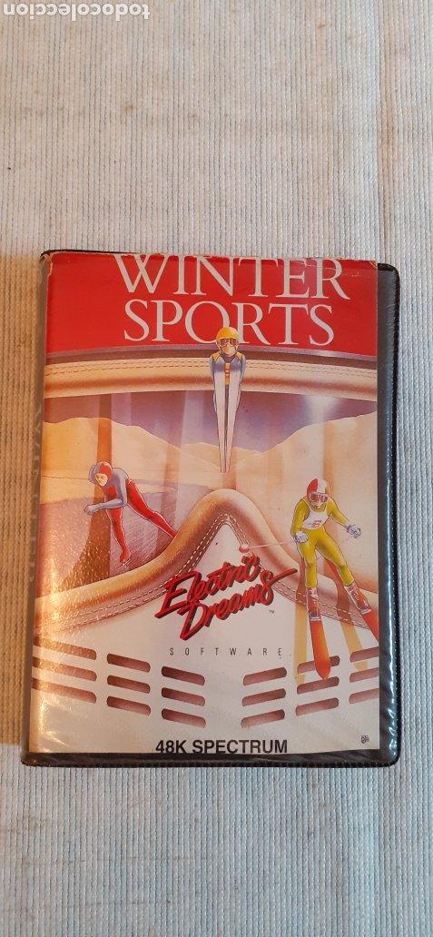 WINTER SPORTS, 1986 (Juguetes - Videojuegos y Consolas - Spectrum)