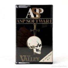Videojuegos y Consolas: THE VALLEY / LA VALLE EDICION ESPAÑOLA AVENTURA RPG ASP SOFTWARE 1982 48K SINCLAIR SPECTRUM CASSETTE. Lote 288565593