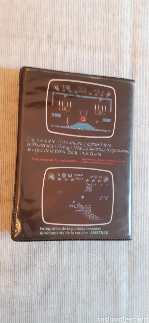 Videojuegos y Consolas: CAULDRON-II, La Calabaza Contraataca,1986 - Foto 2 - 288567523
