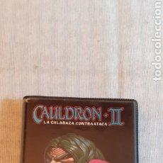 Videojuegos y Consolas: CAULDRON-II, LA CALABAZA CONTRAATACA,1986. Lote 288567523
