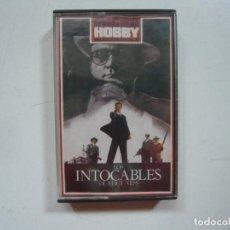 Videojuegos y Consolas: MICROHOBBY 14 - LOS INTOCABLES / SPECTRUM / SINCLAIR ZX SPECTRUM / RETRO VINTAGE / CASSETTE. Lote 288972038