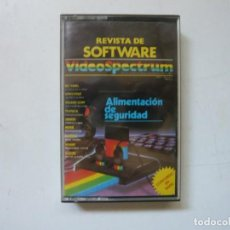 Videojuegos y Consolas: VIDEOSPECTRUM Nº 2 / SPECTRUM / SINCLAIR ZX SPECTRUM / RETRO VINTAGE / CASSETTE. Lote 288974008