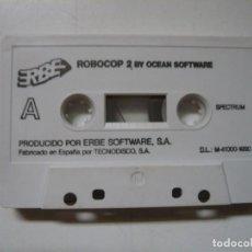 Videojuegos y Consolas: ROBOCOP 2 - SOLO CINTA / SPECTRUM / SINCLAIR ZX SPECTRUM / RETRO VINTAGE / CASSETTE. Lote 288986838