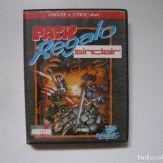 Videojuegos y Consolas: PACK REGALO SINCLAIR +3 / SPECTRUM / SINCLAIR ZX SPECTRUM / RETRO VINTAGE / DISKETTE. Lote 288987168
