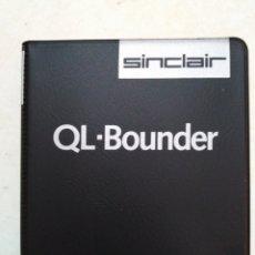 Videojuegos y Consolas: ESTUCHE SINCLAIR QL-BOUNDER. Lote 290141953