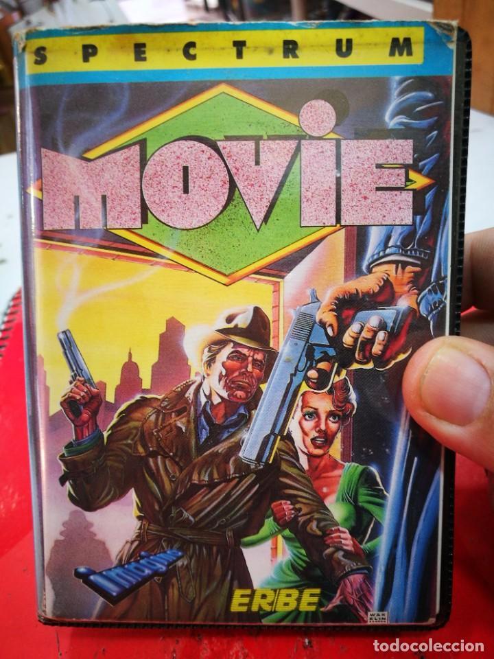 SPECTRUM MOVIE FROM IMAGINE 1986 BUEN ESTADO EL PAPEL COMO SE VE (Juguetes - Videojuegos y Consolas - Spectrum)
